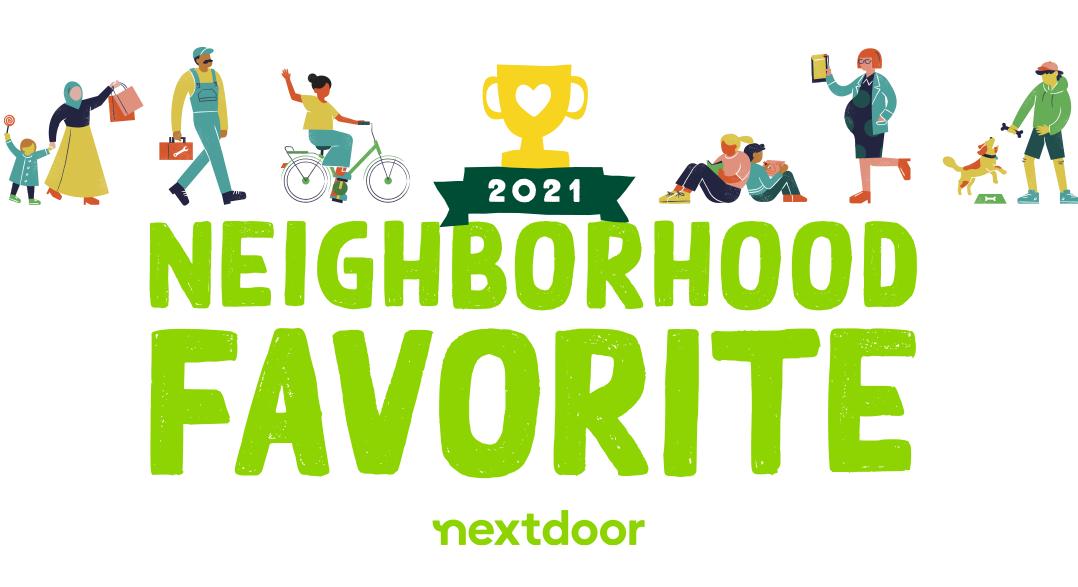 Thank you, neighbors!